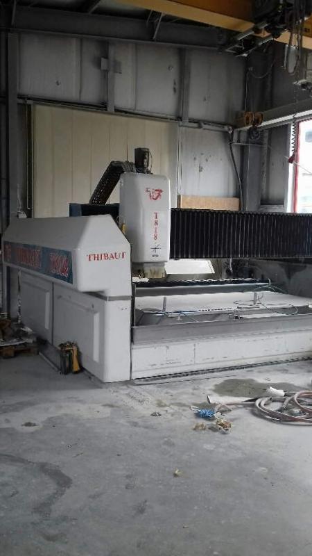 CNC Thibaut T818 - 4 Assi
