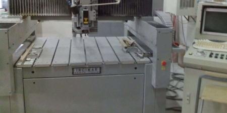 CNC engraving machine Incimar ME