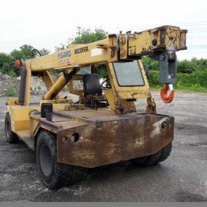 Mobile crane Sard D90 – 9 Tons