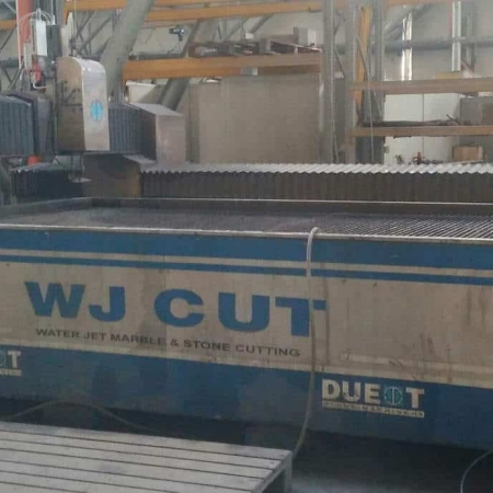 Waterjet DUE-T - W JET