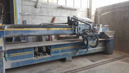 Automatic Single Head Polisher Techna TE 102 TG