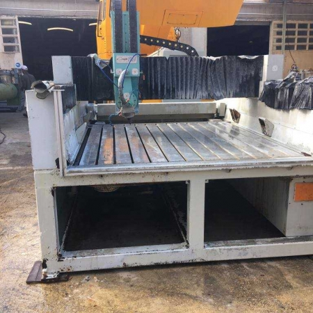 CNC Fortec Egraph 1520.4 - 4 Axes