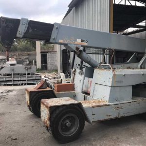Mobile crane Valla 110D – 11 Tons