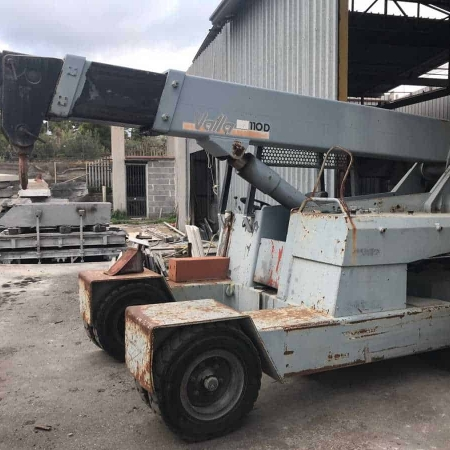 Mobile crane Valla 110D - 11 Tons