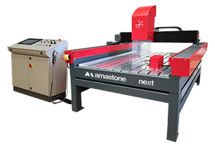 3-Axes CNC Router Amastone Next V2 for Marble and Granite