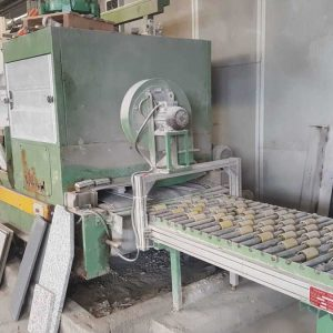 Polishing machine for granite tiles Barsanti Calib-Luc700 2+10