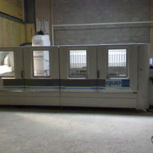 CNC Denver Quota – 3 Axes – Marble and granite
