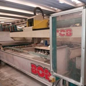 CNC Machine Brembana CMS BOB – 5 Axis