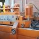 Polishing machine for marble tiles SassoMeccanica LP 2+2