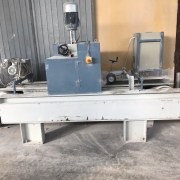 Bush-hammering machine Tecno MbM for tiles