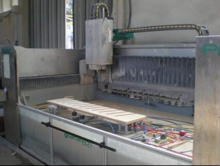 CNC Bimatech Pratica GLP - 3 Ejes
