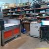 CNC Router Helios Millennium 2002 Plus – 3 Axes