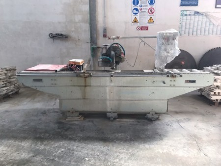 Cross cutter MbM