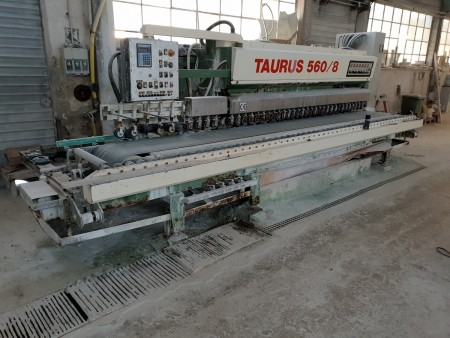 Edge Polisher C.M.G. Taurus 560/8