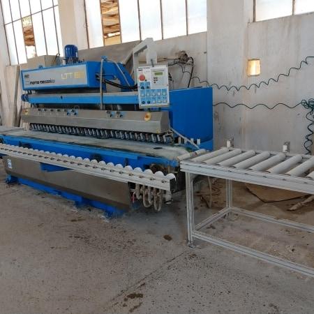 Lucidacoste Marmo Meccanica LTT 621 coste piane e toro