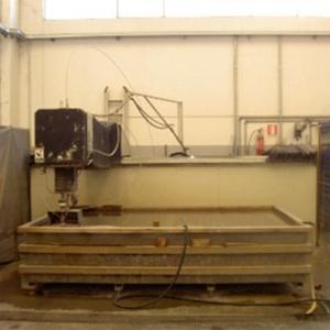 Waterjet Flow IFB 3620
