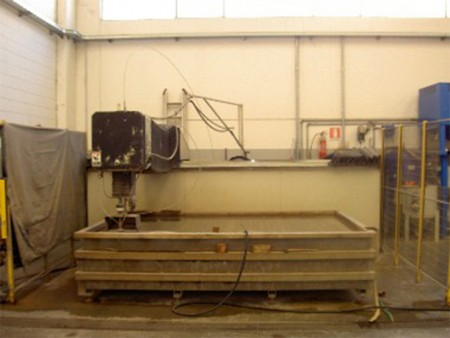 Waterjet Flow IFB 3620