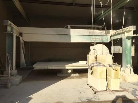 Fresa a ponte Pedrini 931MA – Disco 1100 mm
