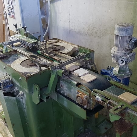 Horizontal Splitting Machine Tecnema - 20 cm