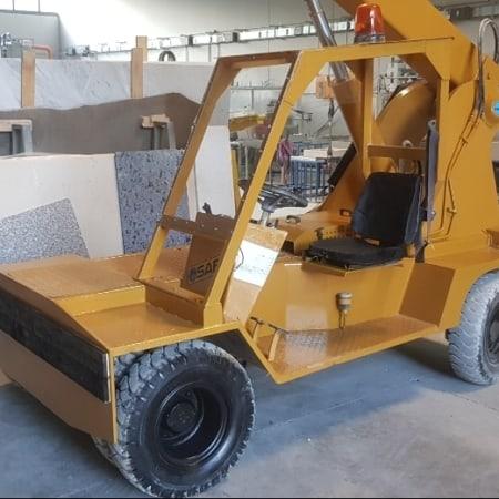 Mobile crane Sard D40 - 4 Tons