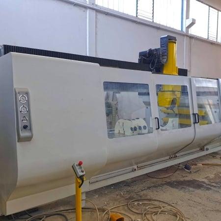 CNC machine Intermac Top Master 655 - 5 Axes