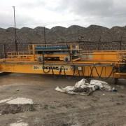 Overhead crane Demag 20 Tons - 10 m