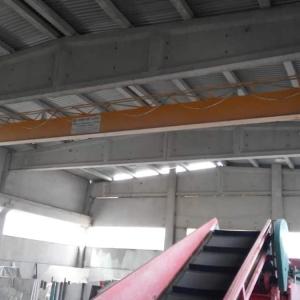 Overhead crane Zikiridis 5 Tons – 18 m