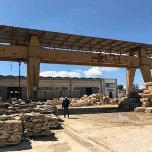 Gantry Crane Carpmetal 35 Tons – 18+7+7 m