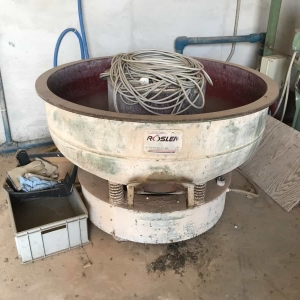 Vibradora Rösler ST 14 TMS – 350 Lt