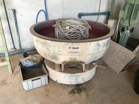 Tumbling machine Rösler ST 14 TMS - 350 Lt