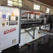 Edge Polisher Comandulli Athena flat and round edges