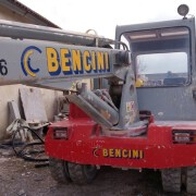 Mobile crane Bencini SP50 – 6 Tons