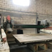 Bridge saw Cama BG/PLC – 800 mm