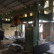Block cutter MKS Talgio - Blade 1600 mm