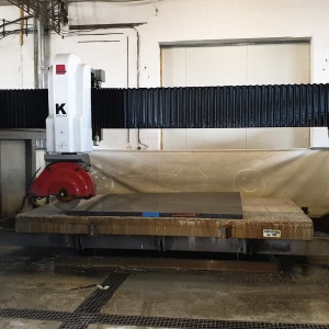 Bridge saw CNC monoblock Sassomeccanica K600 – Blade 625 mm – 5 Axes