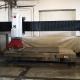 Fresa a ponte CNC monoblocco Sassomeccanica K600 - Disco 625 mm - 5 Assi
