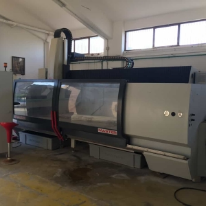 CNC Machine Intermac Master 33 Plus – 4 Axes