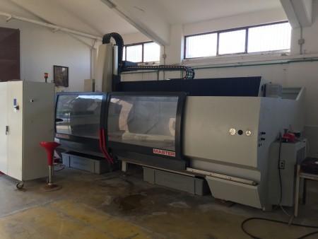 CNC Intermac Master 33 Plus – 4 Ejes
