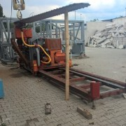 Bank Chain Saw Machine Fantini 70 RA/BU