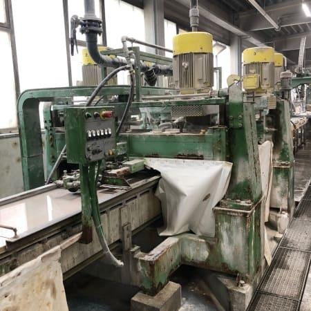 Splitting machine Guglielmi 6MLH.630 - 6 Blades