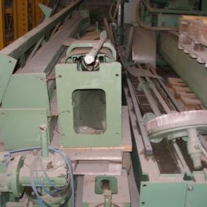 Block cutter Pedrini M35 – Blade 1200 mm