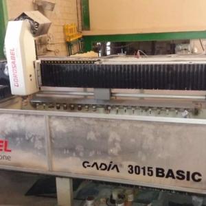 CNC machine Gadia – model BASIC 3015