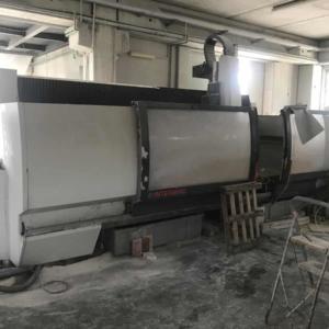 CNC Machine Intermac Master 33 Plus – 5 Axes