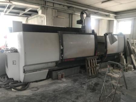 CNC Intermac Master 33 Plus – 5 Assi