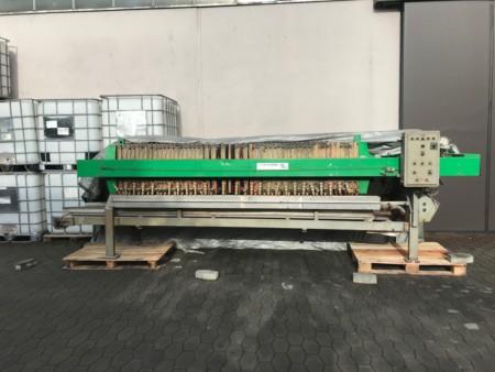 Filter press Filtri Diemme AUTOMAT 610 - 50600