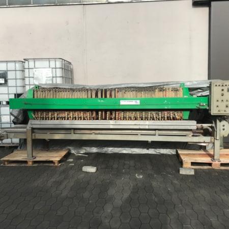 Filtropressa Filtri Diemme AUTOMAT 610 - 50/600