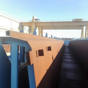 Gantry Crane Omis 50 Tons – 23+6 m