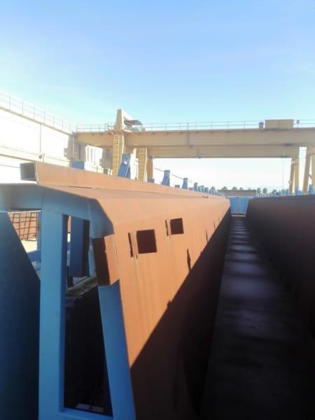 Gantry Crane Omis 50 Tons - 23+6 m