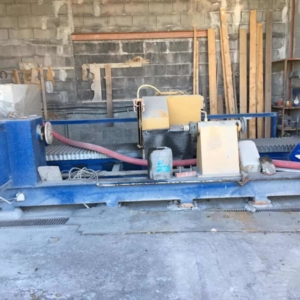 Hydraulic lathe 2T TPI 2500/1000