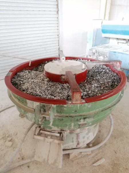 Tumbling machine Rösler ST-TMS – 1000 Lt